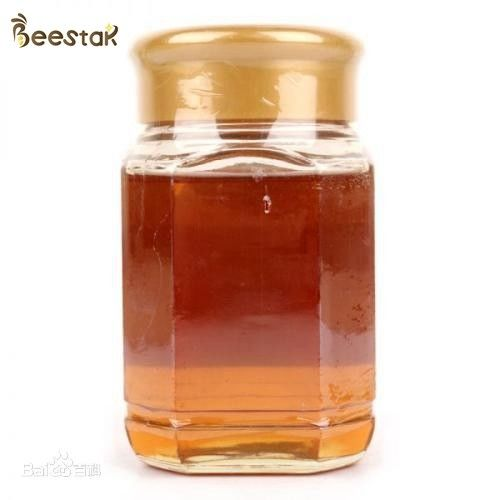 Organic Turbid Smell 1500g Natural Bee Honey Amber Color Jujube Honey