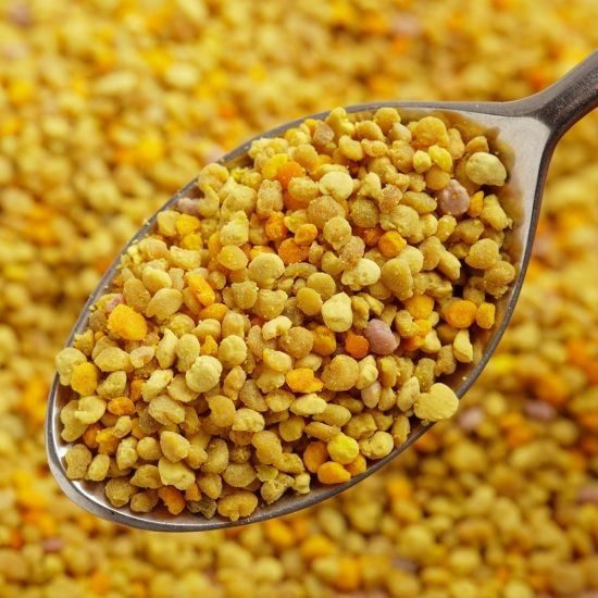 Natural Raw Honey Bee Pollen Fresh Organic Bee Pollen