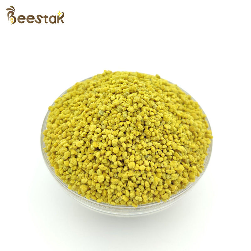 Big Granual Raw Organic Bee foods Factory Directly Sale Rape Bee Pollen
